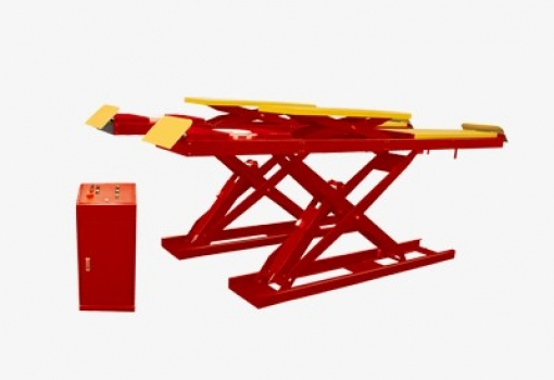 3.5T/9K Scissor in Scissor Lift