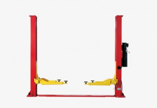 3.5T Baseplate Two Post Lift